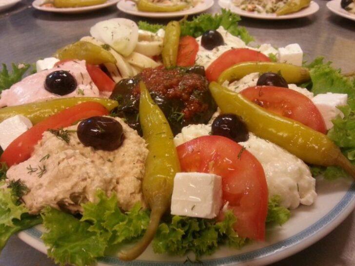 Restaurant Nostos - Bodegraven - Salades