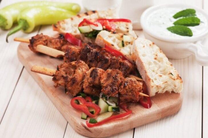 Restaurant Nostos - Bodegraven - Souvlaki - Kebab
